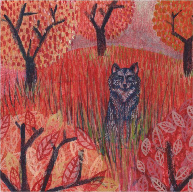 El lobo de Esopo